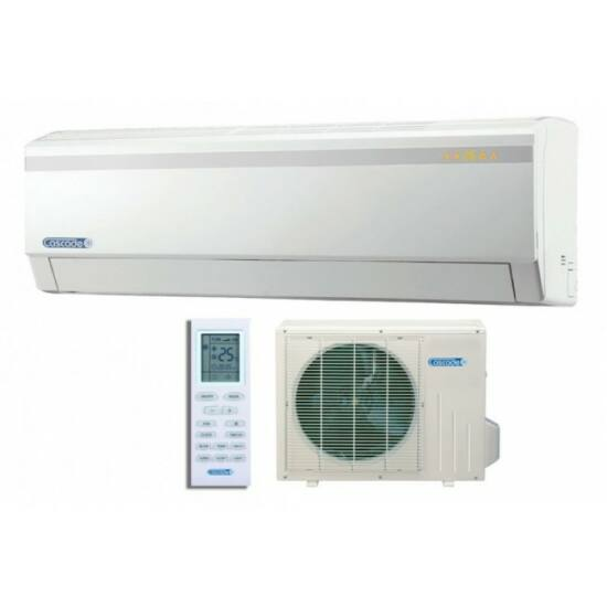 Cascade Cozy Pro GWH12MB-K3DNA4K Inverteres split klíma csomag 3,5 kW