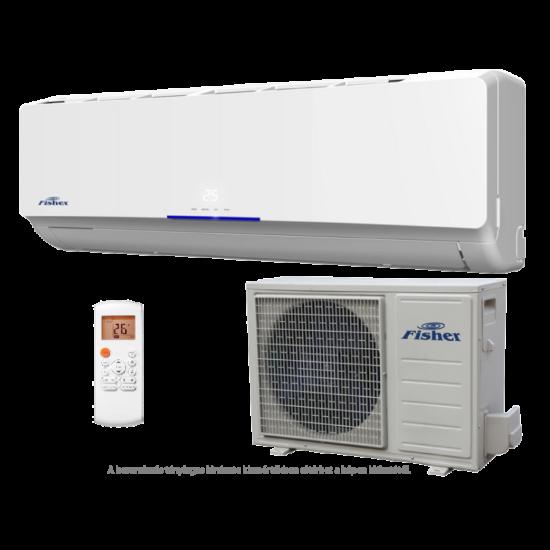 Fisher Professional FSAIF-Pro-124AE2 Inverteres Split Klíma Csomag 3,5 kW