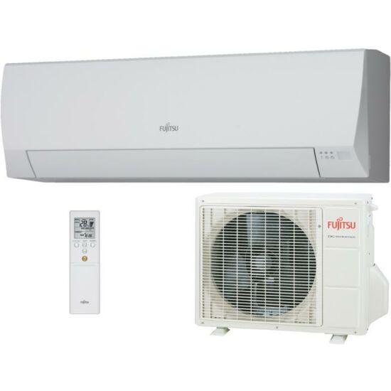 Fujitsu Basic ASYG09LLCC/AOYG09LLCC Inverteres Split klíma csomag 2,5 kW