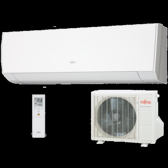 Fujitsu Compact ASYG14LMCA/AOYG14LMCA Inverteres Split klíma csomag 4 kW