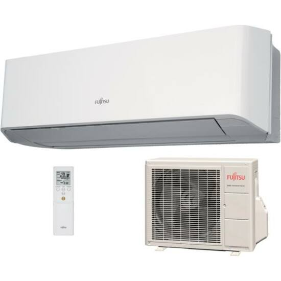 Fujitsu Standard ASYG12LMCE/AOYG12LMCE Inverteres Split klíma csomag 3,5 kW