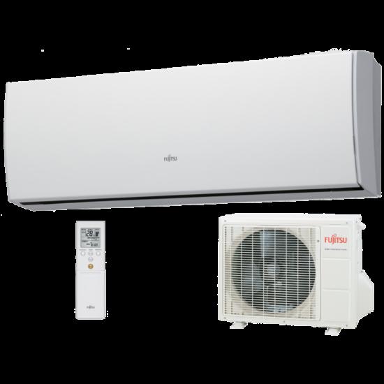 Fujitsu Slim Design ASYG09LUCA/AOYG09LUCB Inverteres Split klíma csomag 2,5kW