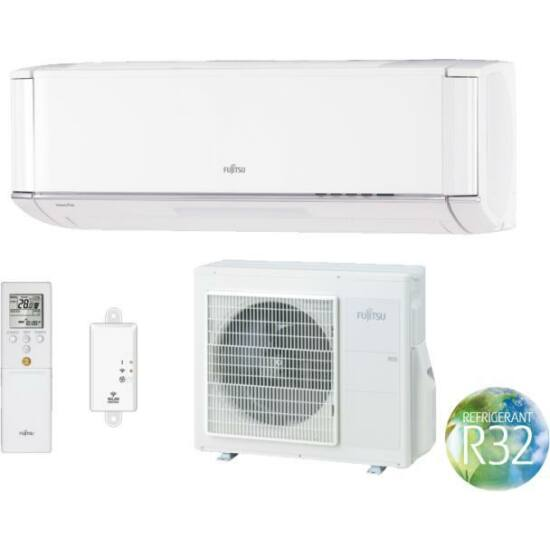 Fujitsu Nocria X ASYG09KXCA/AOYG09KXCA split klíma csomag 2.5 kW