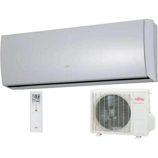 Fujitsu Slim Design ASYG12LTCA/AOYG12LTC powerful heating split klíma csomag 3,5 kW