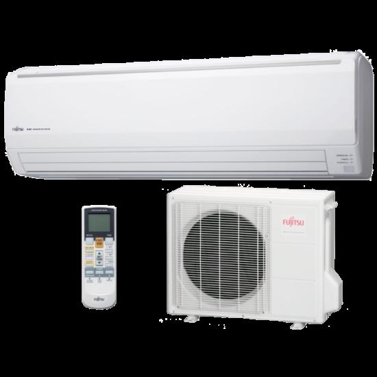 Fujitsu Standard ASYG24LFCC/AOYG24LFCC Inverteres Split klíma csomag 7,1 kW