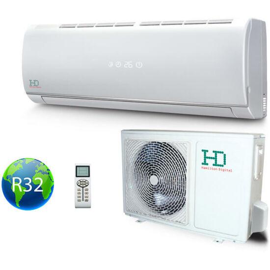 HD HDWI-095C/HDOI-095C Maximus 2.5 kW -os oldalfali split klíma csomag