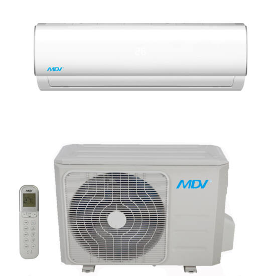 MDV RAG-071B-SP oldalfali split klíma 7.1 kW