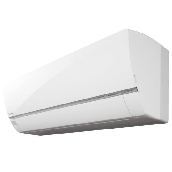 Panasonic Etherea E18QKE Inverter plus FEHÉR split klíma csomag 5 kW