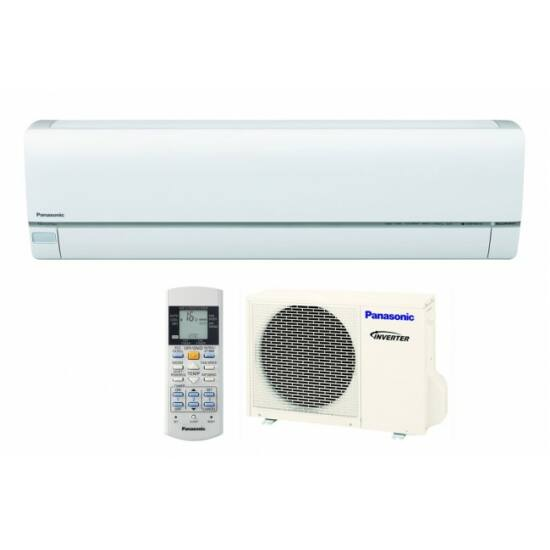 Panasonic Nordic NE18PKE inverteres split klíma 5 kW, FŰTÉSRE optimalizált