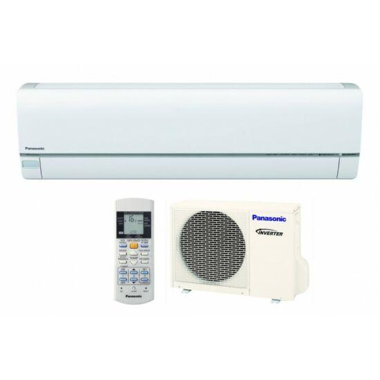 Panasonic Nordic NZ9SKE inverteres split klíma 2,5 kW, FŰTÉSRE optimalizált, R32