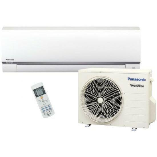 Panasonic KE Standard KE25TKE Inverteres split klíma csomag 2,5 kW