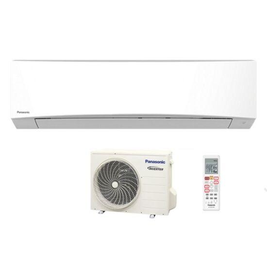 Panasonic TZ25TKE Inverter FEHÉR split klíma csomag 2,5 kW R410A hűtőközeg