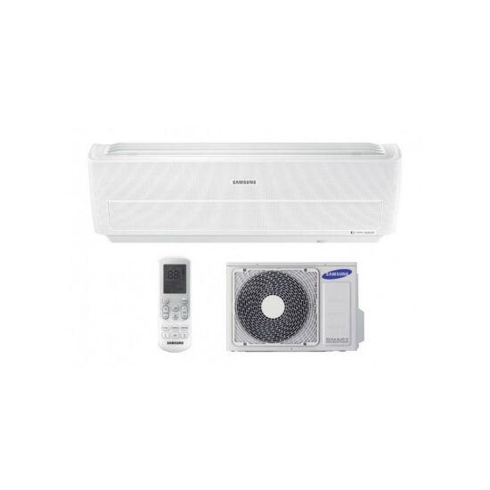 Samsung WindFree AR09MSPXBWKNEU Inverteres Split klíma csomag 2,5 kW Virus doctor (AR9500M_M)