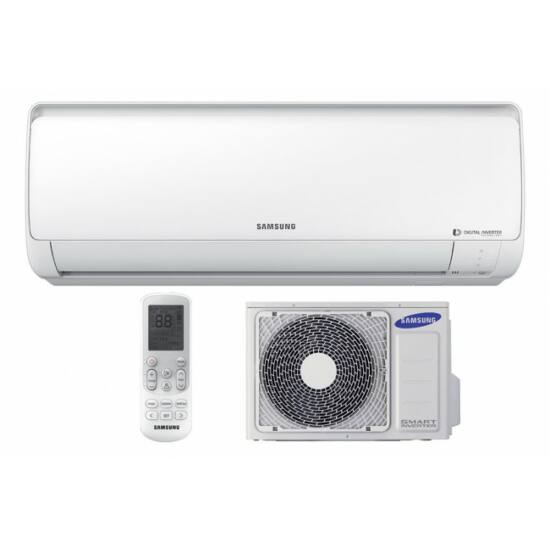 Samsung Maldives AR12MSFPEWQNEU Inverteres Split klíma csomag 3,5 kW