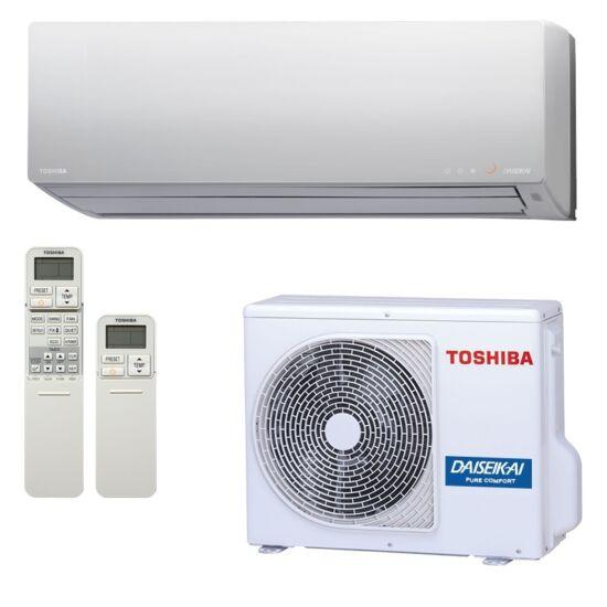Toshiba RAS-13G2KVP-E/RAS-13G2AVP-E SUPER DAISEIKAI 8 Inverteres Split klíma csomag 3,5 kW