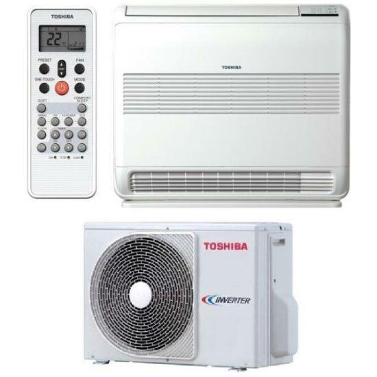 Toshiba RAS-B18UFV-E/RAS-18N3AV2-E Parapetes split klíma csomag 5,0 kW