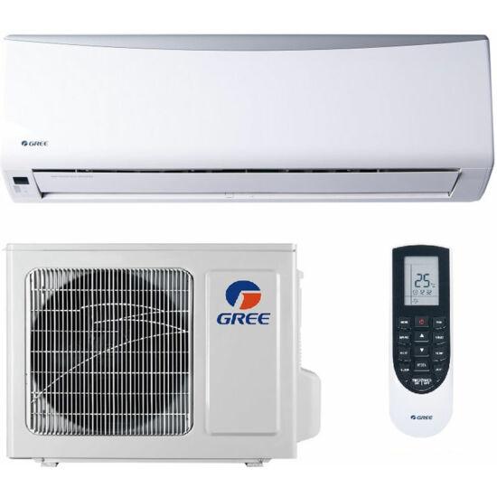 Gree Smart GWH09QB Inverteres Split klíma csomag 2,6 kW