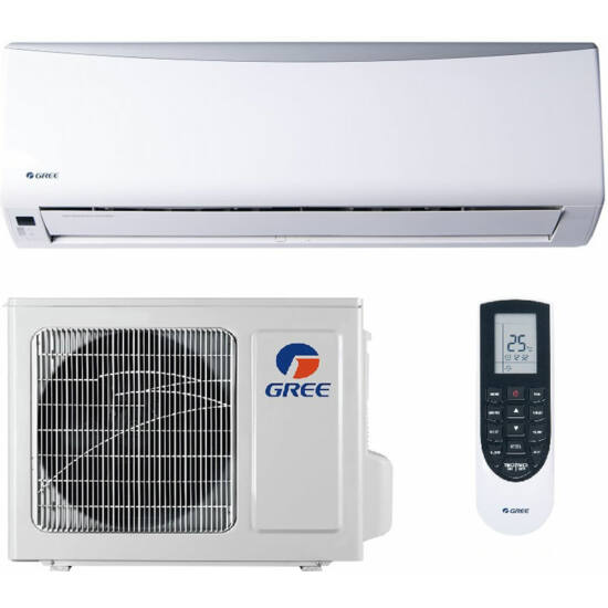 Gree Smart GWH18QD Inverteres Split klíma csomag 5,1 kW