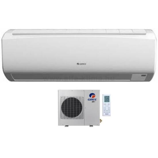 Gree Lomo Plus GWH09QB-K3DNB8D Invertes Split klíma csomag 2,5 kW