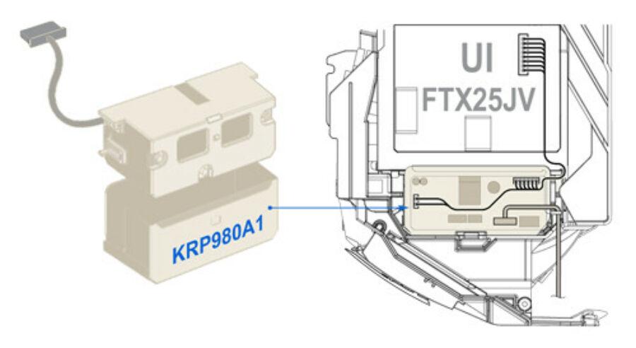 Daikin Wifi Adapter Brp069a42 Manual