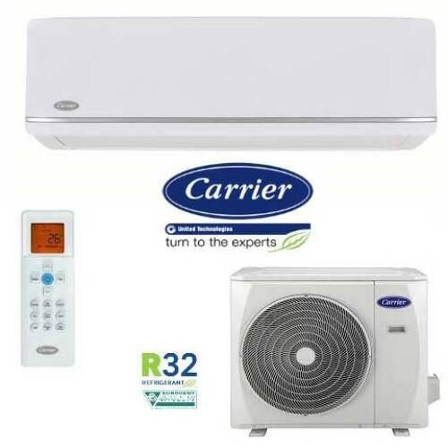 Carrier Infinity Premium 42QHB12D8SW-38QHB12D8S Inverteres oldalfali split klíma csomag 3,5 kW
