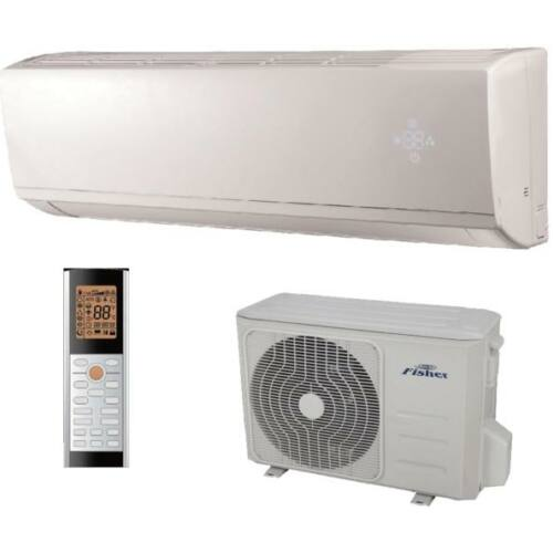 Fisher Comfort Plus FSAI-CP-180BE3 / FSOAI-CP-180BE3 Split Klíma csomag 5.2 kW