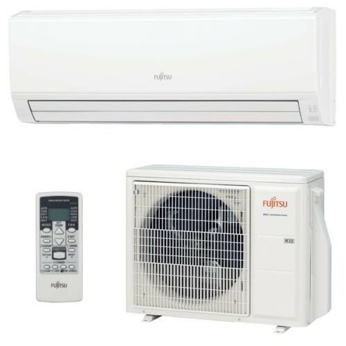 Fujitsu Eco ASYG24KLCA/AOYG24KLTA Inverteres Split klíma csomag 7,1 kW