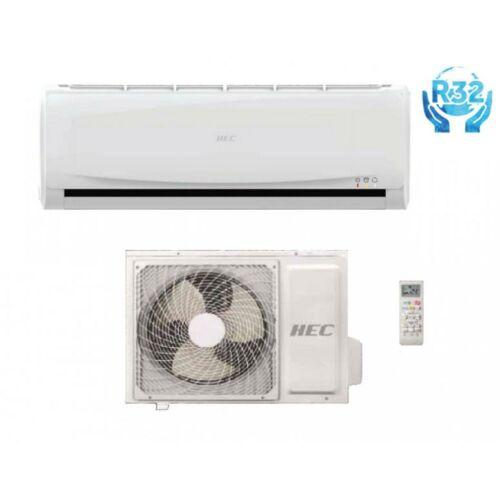 HEC HSU-09TK1 fali split klíma csomag 2.5 kW