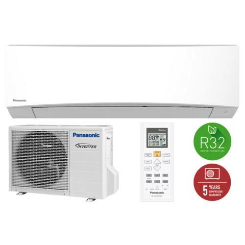 Panasonic Super Compact KIT-TZ60-WKE Inverteres split klíma csomag 6.0 kW fehér