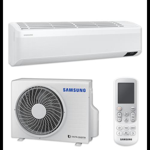 Samsung Wind-Free Avant AR09TXEAAWKNEU/XEU split klíma csomag 2.5 kW