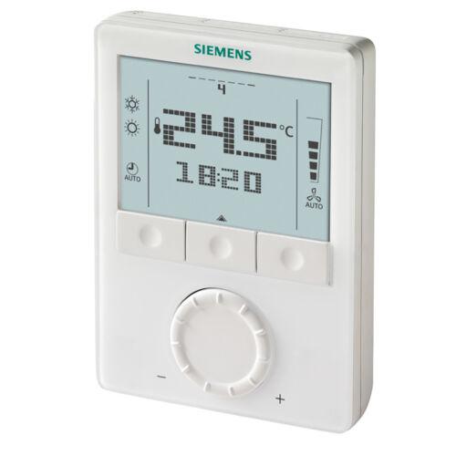 Siemens RDG160T fan-coil helyiség termosztát