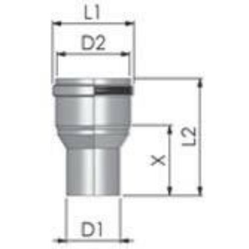 Tricox PPs bővítő 160-200