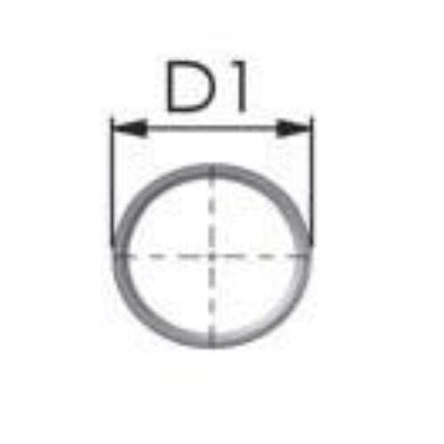 Tricox EPDM  tömítőgyűrű Ø 160 mm