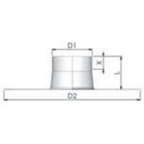 Tricox Lapos tető borítás 150 mm