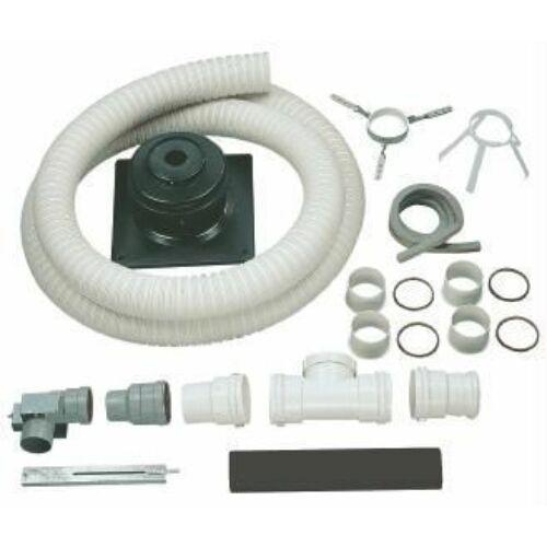 Bosch FC-Set-F80 (AZB 1371) Flexibilis égéstermék-elvezető készlet