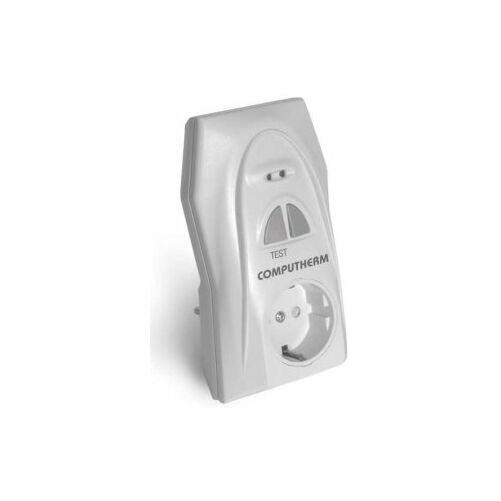 Computherm Q2RF Rádiófrekvenciák kapcsolójel továbbító/erősítő dugalj