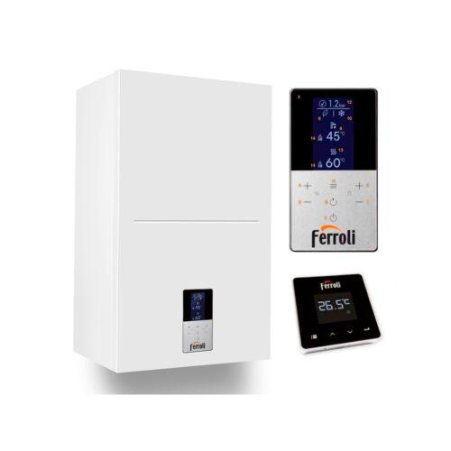 Ferroli Bluehelix Hitech RRT 24C fali kombi kondenzációs kazán