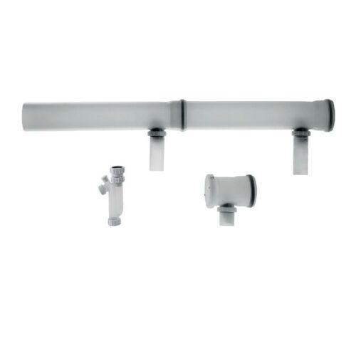 Immergas Ø 160 mm-es gyűjtőcső készlet