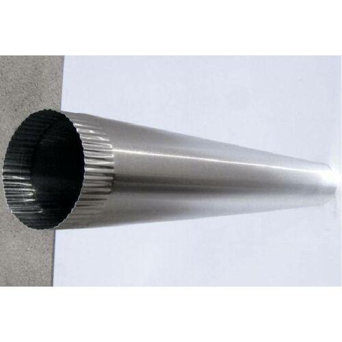 Alu Füstcső 130/1000 mm