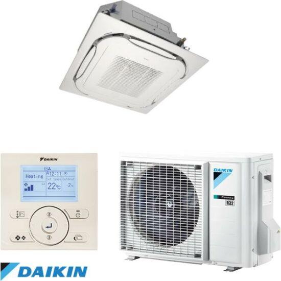 Daikin Sky Air FCAG60B/RXM60N9 kazettás split klíma csomag 6.0 kW