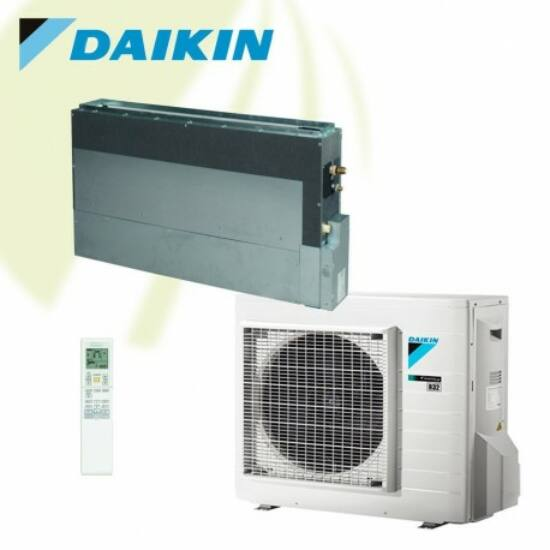Daikin Sky Air FNA35A9/RXM35N9 Inverteres Padlón Álló Klíma Csomag 3.5 kW