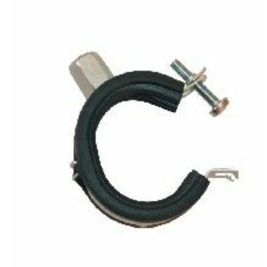 Gumis csőbilincs 20-25mm M8