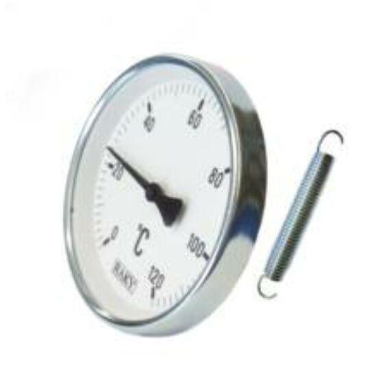 Hőmérő 63-as 0-120 °C 50mm