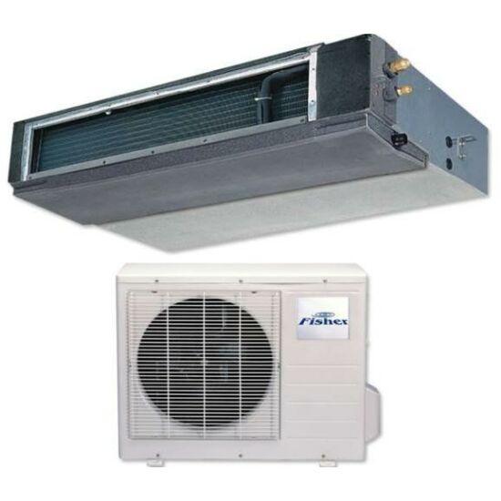 Fisher FSLIF-242AE2 / FSOIF-244AE2 Inverteres Légcsatornázható Monosplit Klíma 7,0 kW