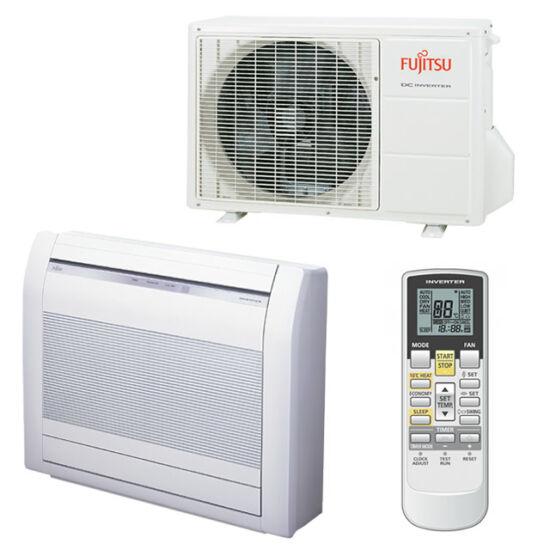 Fujitsu AGYG09LVCA/AOYG09LVCA parapetes klíma 2,6 kW