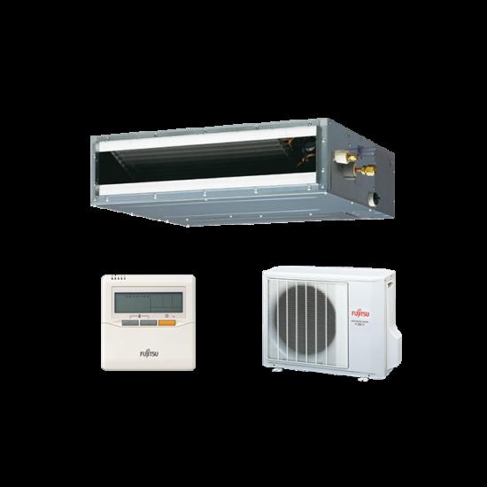 Fujitsu ARYG12LLTB/AOYG12LALL légcsatornázható klíma berendezés 3,5 kW