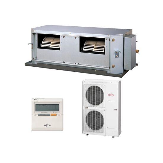 Fujitsu ARYG45LHTA/AOYG45LATT légcsatornázható klíma berendezés 12.5 kW