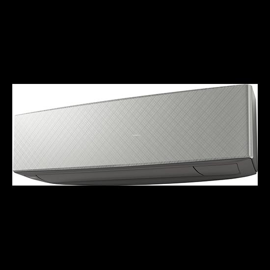 Fujitsu Design 2020 ASYG12KETAB multi inverter klíma beltéri egység 3,4 kw - Silver X Dark gray