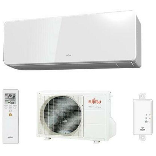 Fujitsu Design ASYG09KGTB/AOYG09KGCA Inverteres Split klíma csomag 2.5 kW