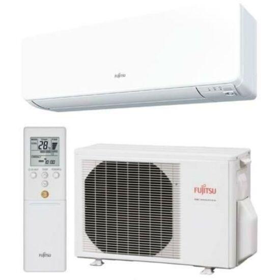 Fujitsu Standard ASYG09KMTA/AOYG09KMTA Inverteres Split klíma csomag 2,5 kW